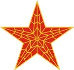 Red Kremlin Star