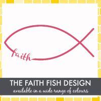 Faith Fish/Jesus Fish Designs