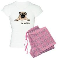Pug Pyjamas & Pug undies