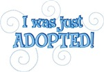 JUST ADOPTED 1