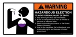 WARNING STUFF