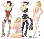 Sex Kitten Pinups