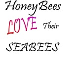 Honeybees Love their Seabees