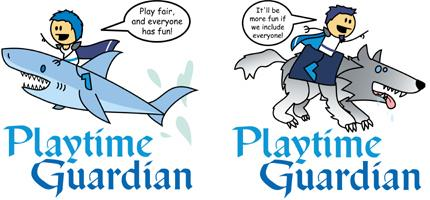 Lien and Hinjo: Playtime Guardians