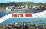 Duluth Minnesota Historic Postcard Images