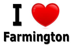 I Love Farmington Minnesota