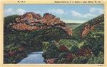 Seneca Rock, Elkins WV, 1936