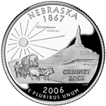 Nebraska Quarter