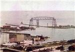 1905 Duluth Harbor and Aerial Bridge Shop