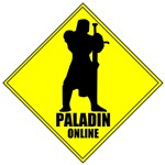 Paladin Online MMORPG T-shirts, Clothing & Gifts