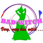 Very, very Bad Witch T-shirts & Gifts