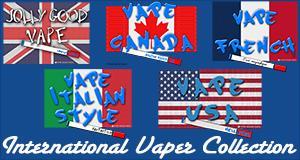 Vaper International Collection