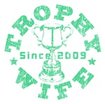 Trophy Wife since 2009 Green