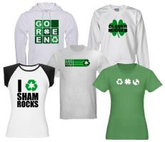 Irish Environmentalist Designs