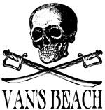 Vans Beach Pirate