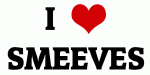I Love SMEEVES