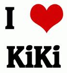 I Love KiKi
