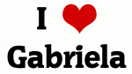 I Love Gabriela
