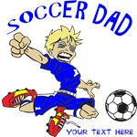 PERSONALIZED SOCCER DAD