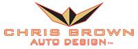Chris Brown Auto Design Logo