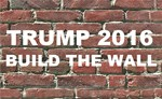 Trump 2016 Build the Wall