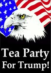 Tea Party for Trump