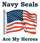 Navy Seals Are My Heros