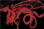 Edwina's Red Dragon