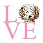 KiniArt Doodle Love