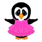 Pink Dress Penguin