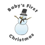Frosty Baby's First Christmas