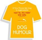 Dog Humour T-Shirts