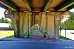 Under Main Street Bridge 1