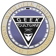 Seal of the Geek!