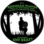 Bodhran in the Forest