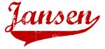 Jansen (red vintage)