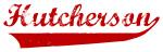 Hutcherson (red vintage)