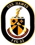 USS Hawes FFG-53 Navy Ship