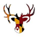 Maryland Flag Deer