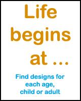 LIFE BEGINS AT...BIRTHDAY T-SHIRT