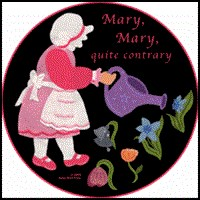 MARY, MARY QUITE CONTRARY