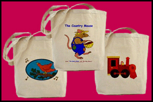 BABY GEAR TOTE BAGS FOR MOM & DAD