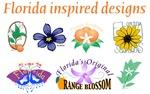 Florida inspired designs