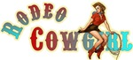 Rodeo Cowgirl Pinup