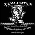 Mad Hatter Black logo