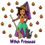 Witch Princess (Dark Skin)