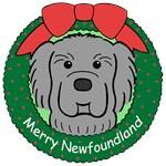 Newfoundland Christmas Ornaments