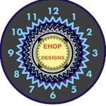 NEW EHOP CLOCK DESIGNS