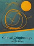 Critical Criminology items
