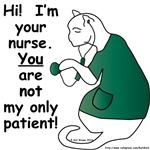 Nurse Has PatientS